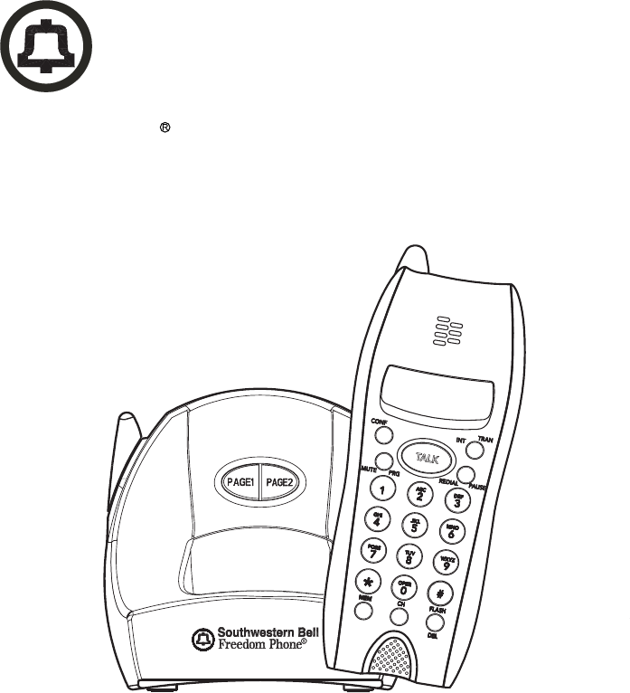 Southwestern bell freedom phone fm891b manualpdf maunakea southwestern bell freedom phone 24ghz cordless telephone with call waiting caller id gh3010at owners manual document about southwestern bell freedom phone fandeluxe Gallery