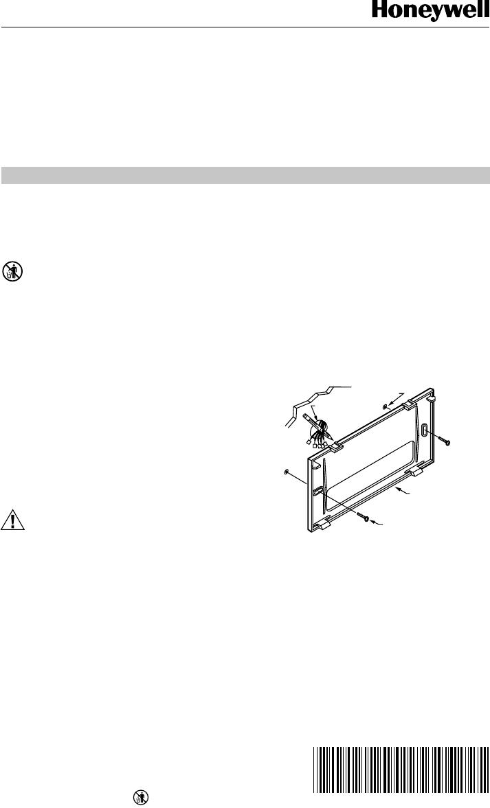 honeywell thermostat t8112c user guide
