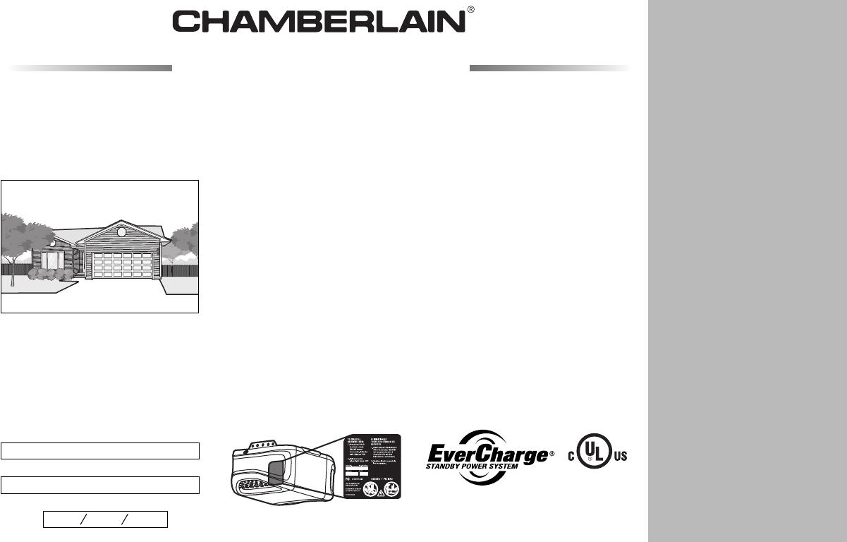 Chamberlain garage door opener hd920ev user guide for 10 digit garage door opener