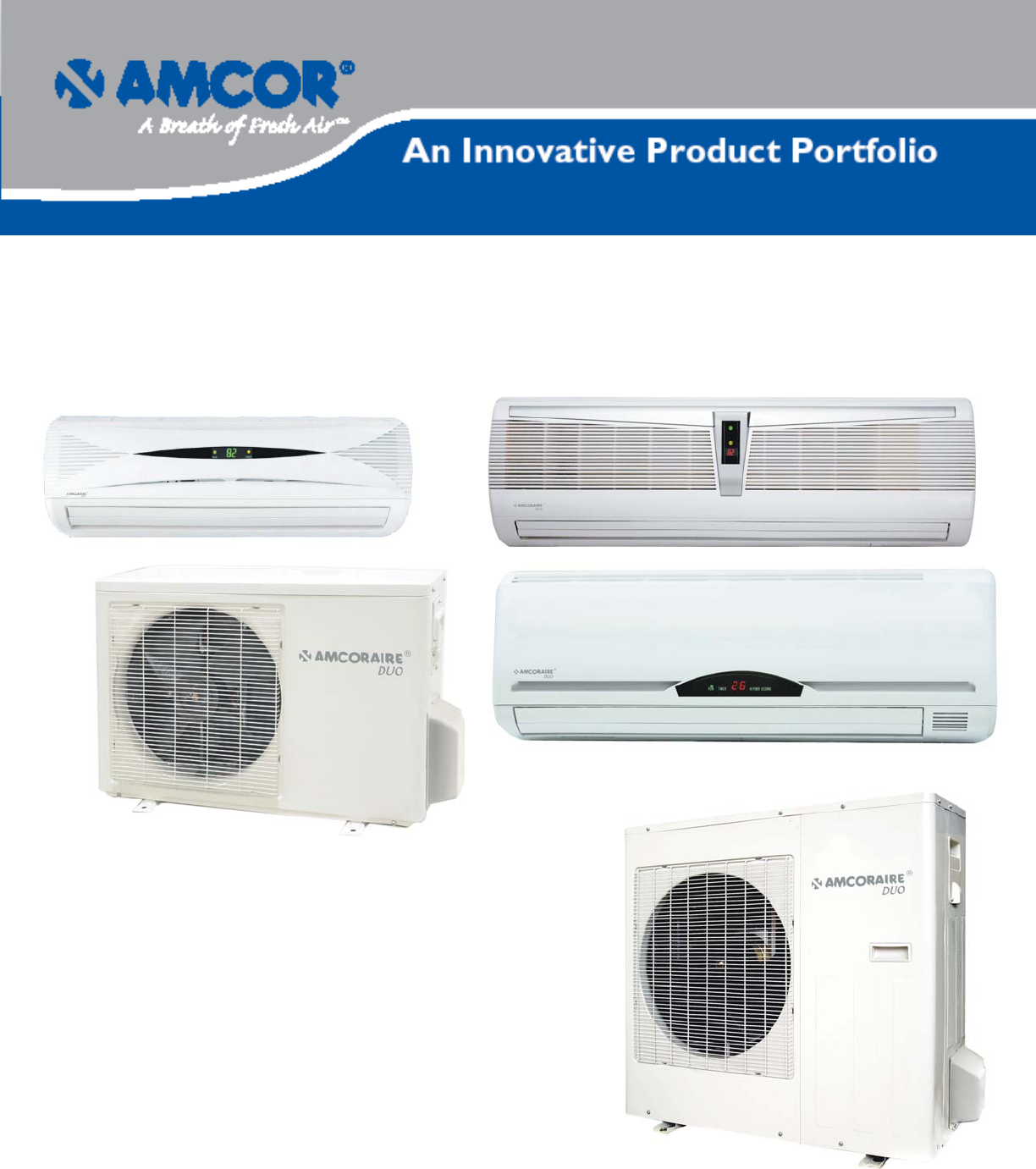 Amcor Air Conditioner UCHW H24AF2 User Guide ManualsOnline.com #0052A2