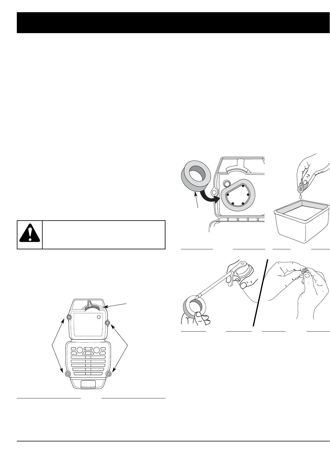 troy bilt trimmer repair manual