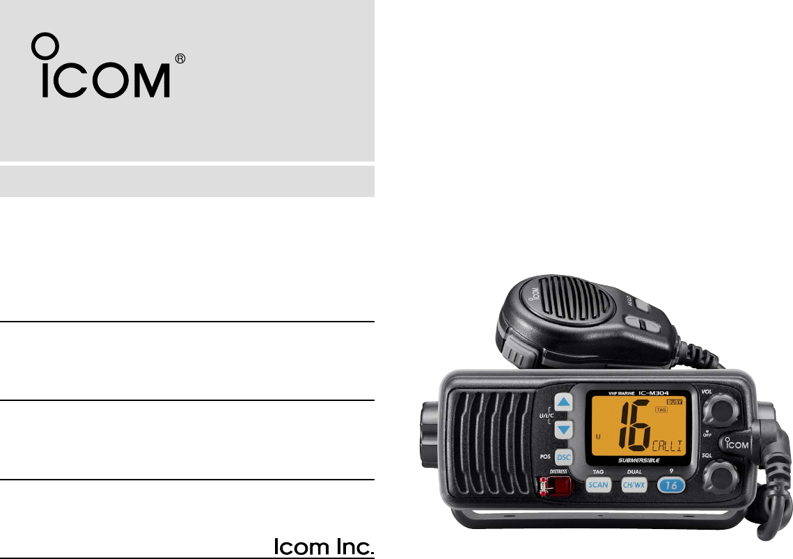 icom fish finder ic m304 user guide manualsonline com rh marine manualsonline com icom ic-m 304 user manual ICOM IC- 706