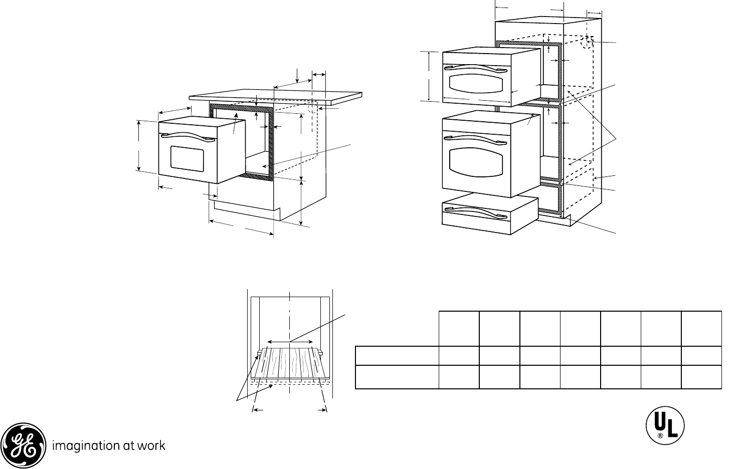 30 Wall Oven Cabinet Size Manual Guide