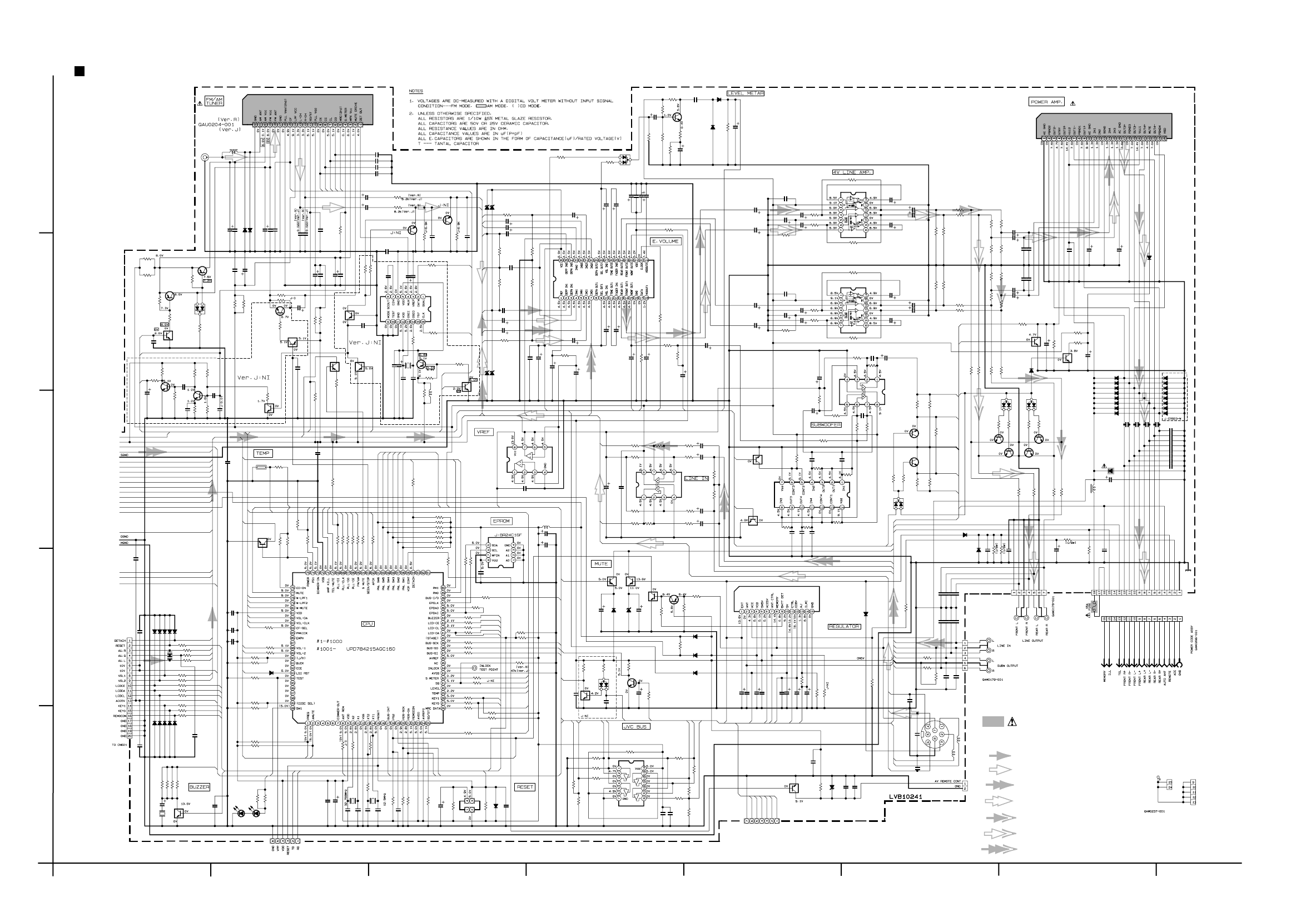 Page 38 of JVC Car Stereo System KD-SH99R User Guide ... R Panasonic Car Radio Wiring Diagram on