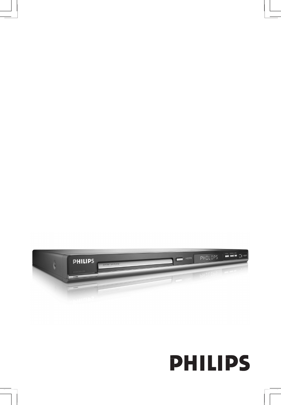 philips dvp5960 dvd player manual