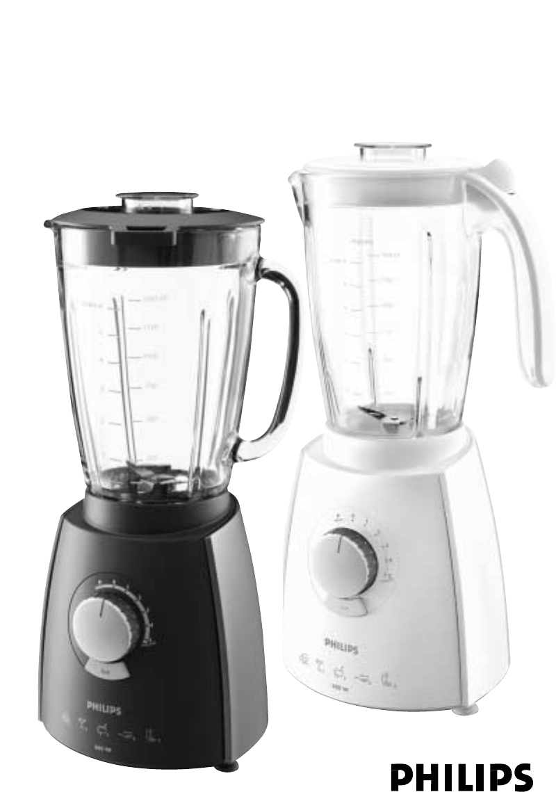 Philips blender hr2061 user guide for What brand of blender is used on the chew