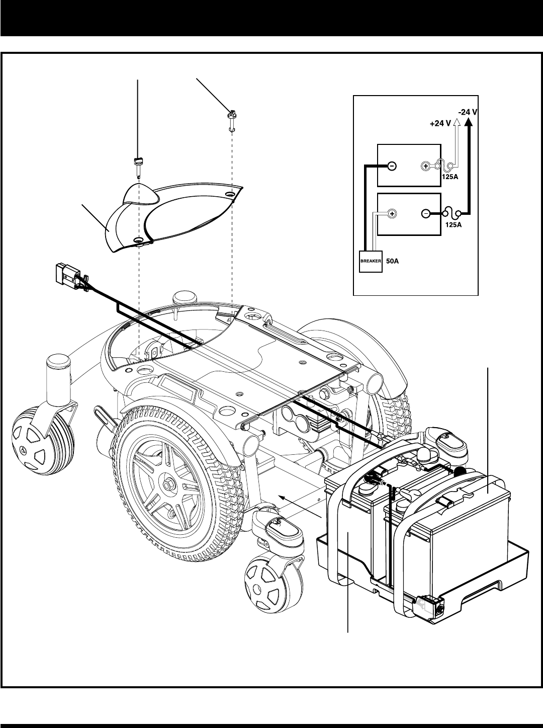 Page 38 of Pride Mobility Mobility Aid Jazzy 600 3S User ... Jazzy Wiring Diagram on
