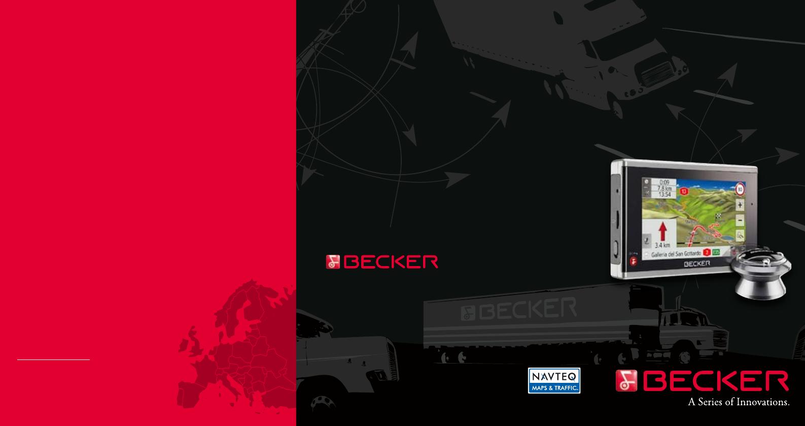 becker designed gps receiver z 302 user guide manualsonline com rh auto manualsonline com Owner's Manual Operators Manual