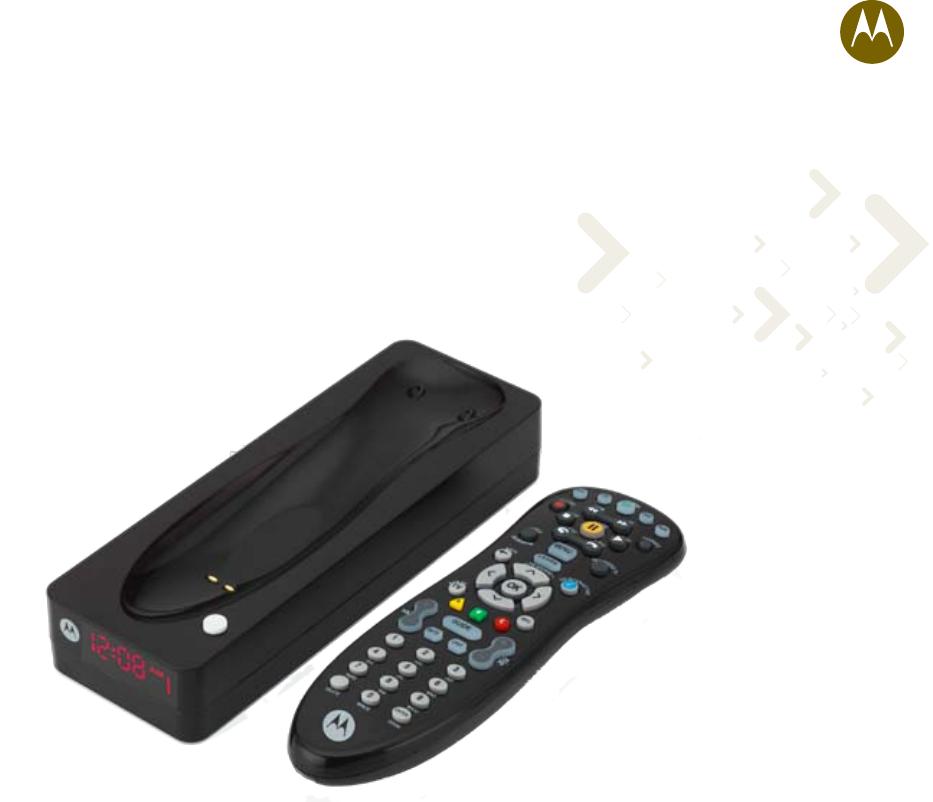 motorola universal remote. Motorola R331 Universal Remote User Manual