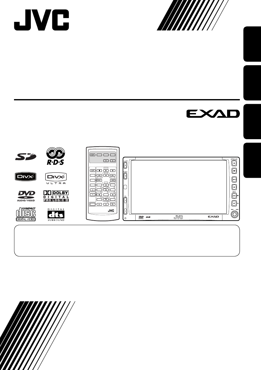 jvc exad wiring diagram jvc image wiring diagram jvc car stereo system kw avx 700 user guide manualsonline com on jvc exad wiring diagram