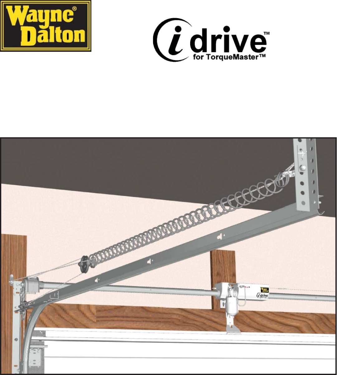 Wayne Dalton Garage Door Opener 3982 User Guide Manualsonline