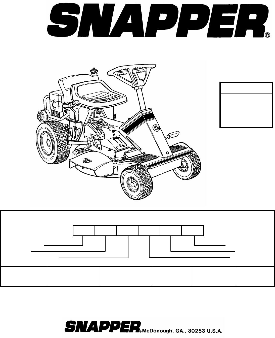snapper sr1433 owners manual daily instruction manual guides u2022 rh testingwordpress co snapper mower service manual free downloads snapper lawn mower service manual