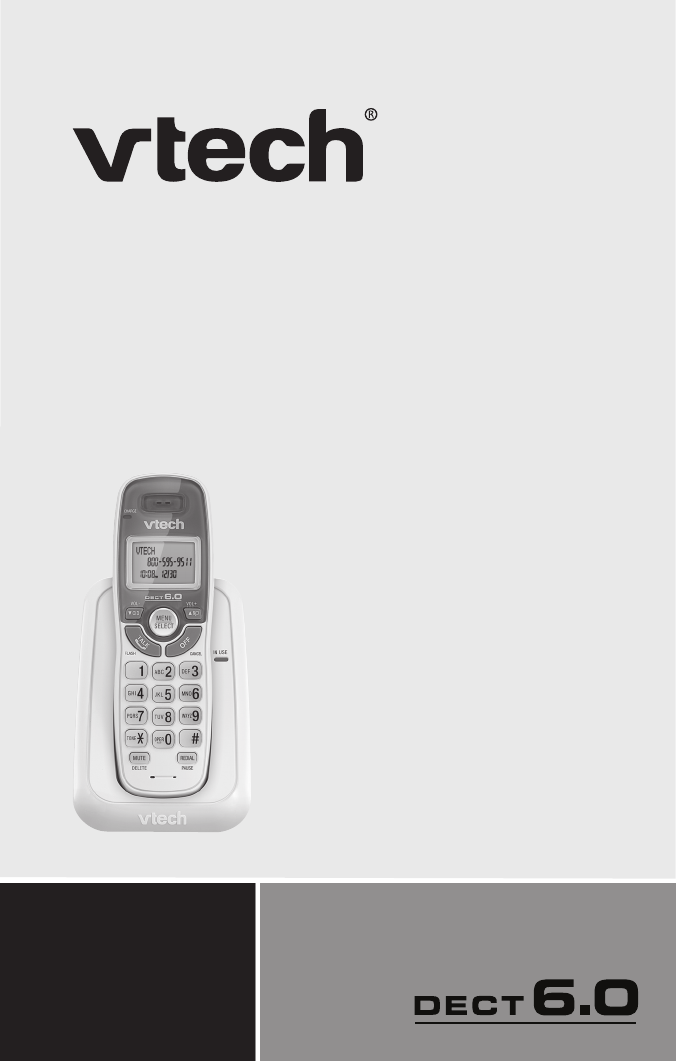 vtech phone manual ds6722 3