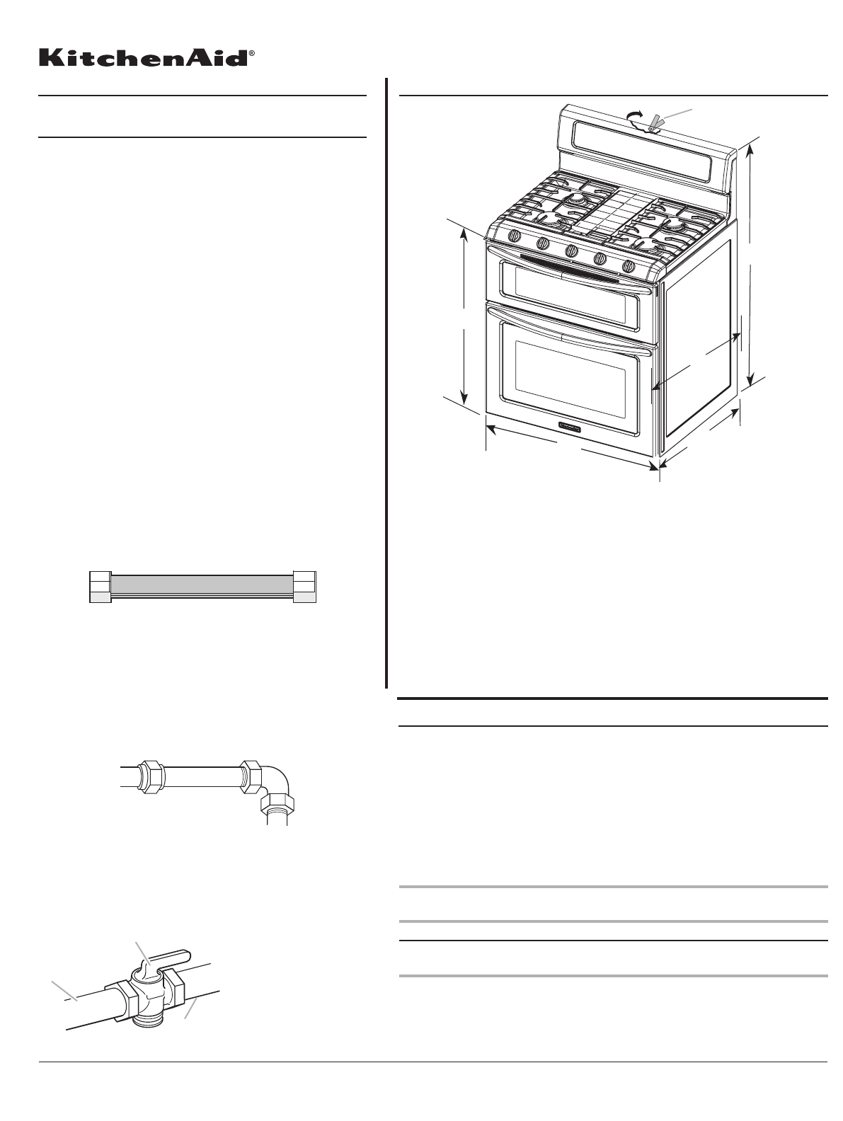 KitchenAid Double Oven KDRS505X User Guide  ManualsOnlinec -> Kitchenaid Oven Manual