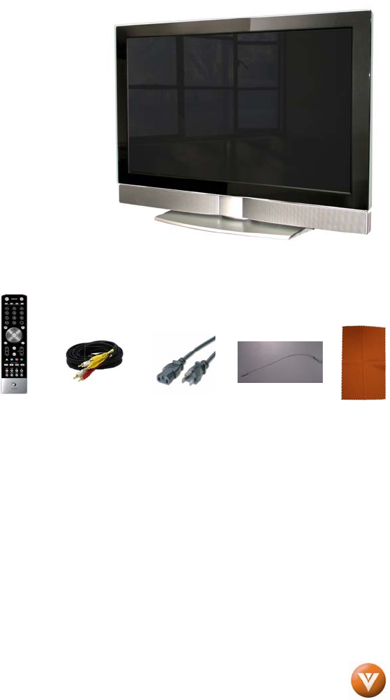 page 4 of vizio flat panel television gv52l fhdtv10a user guide rh tv manualsonline com