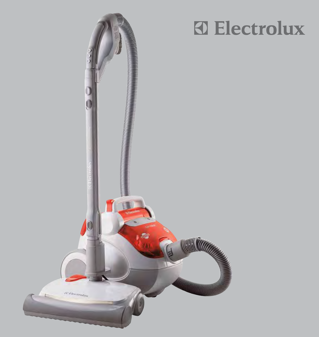 Electrolux Vacuum Cleaner CANISTER User Guide | ManualsOnline.com