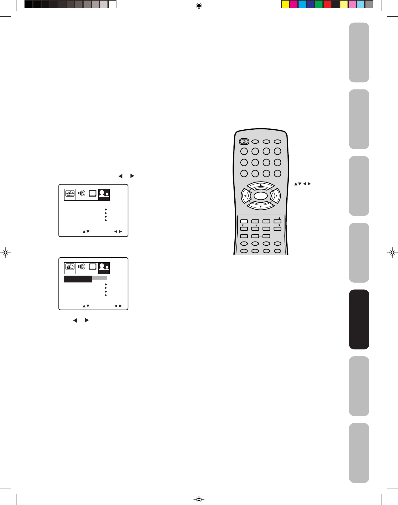 Page 15 of Toshiba CRT Television 27A45 User Guide