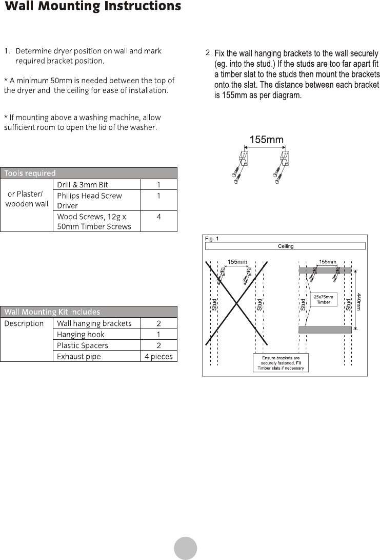 Page 8 Of Haier Clothes Dryer Gdz50 61 User Guide Manualsonlinecom Wiring Diagram F