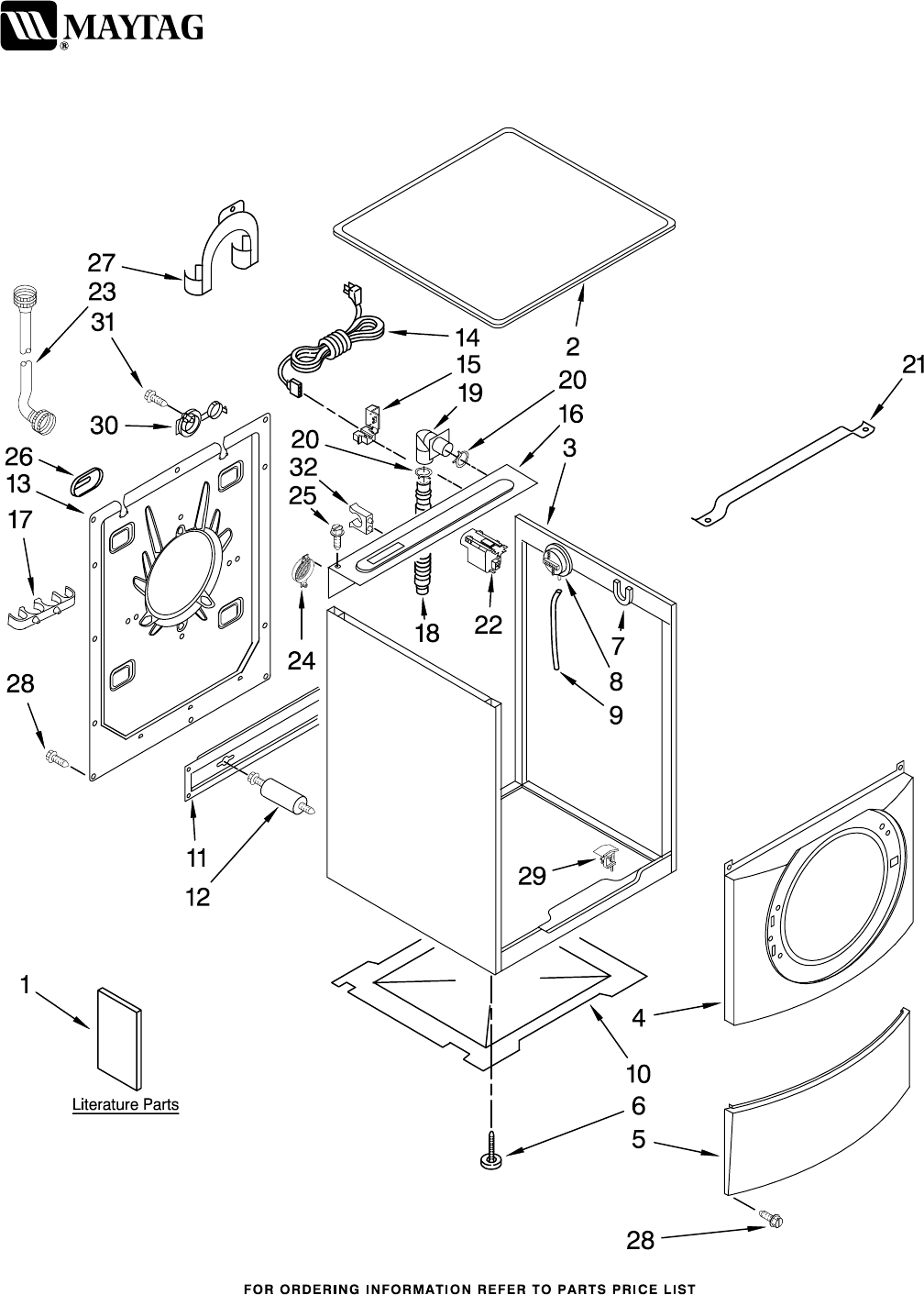 maytag washer mfw9700sq1 user guide manualsonline com rh kitchen manualsonline com maytag washer mfw9700sq1 manual maytag washer mfw9700sq1 manual