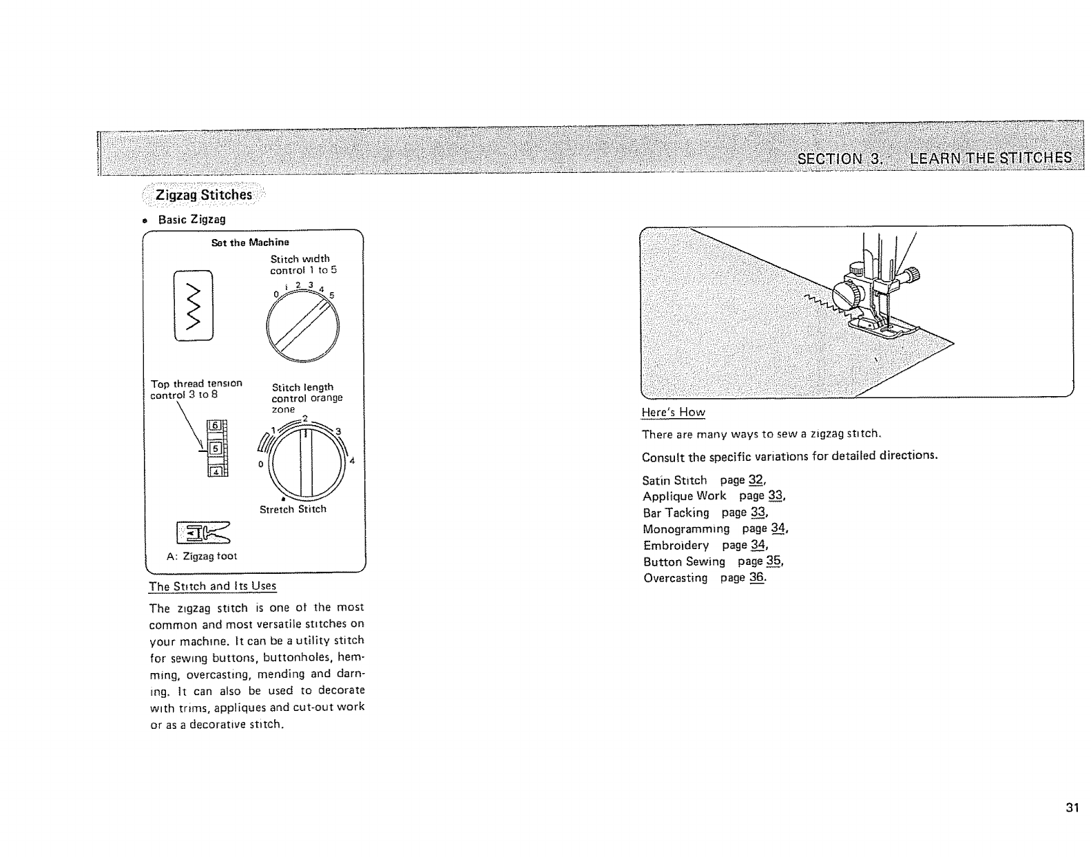 Page 34 of Sears Sewing Machine 385 17724 User Guide | ManualsOnline com