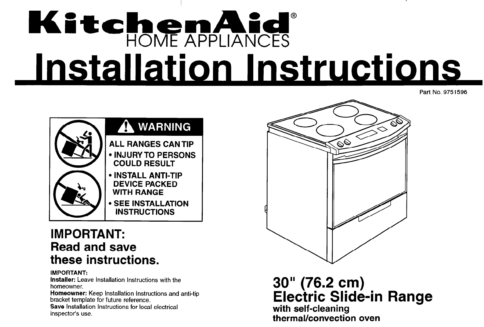 kitchenaid convection oven 9751596 user guide manualsonline com rh kitchen manualsonline com kitchenaid user manual downloads kitchenaid user manual lift mixer ksm5