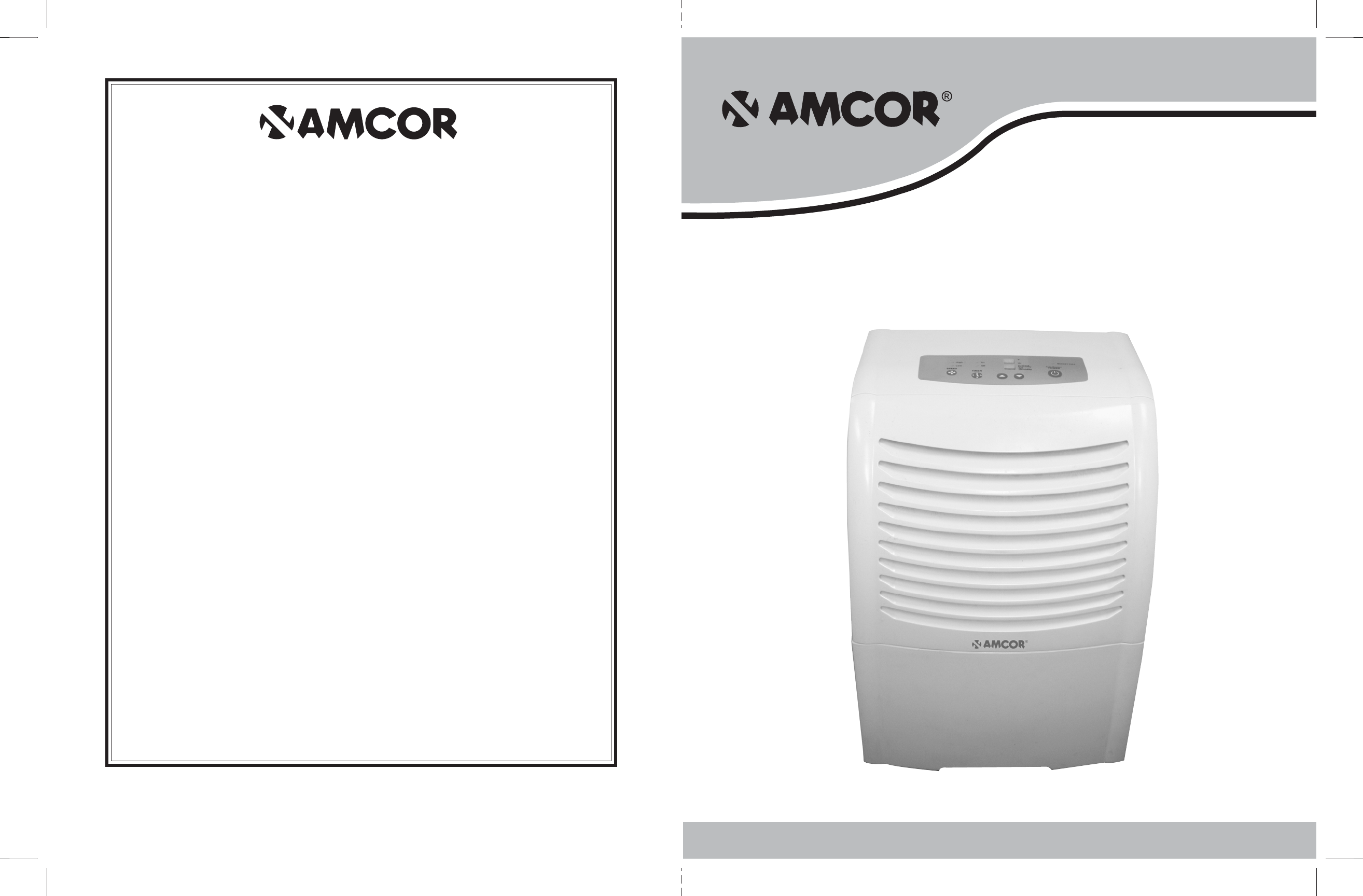 amcor dehumidifier ahd 65e user guide manualsonline com rh tv manualsonline com Amcor Air Purifier and Ionizer Amcor Air Clean