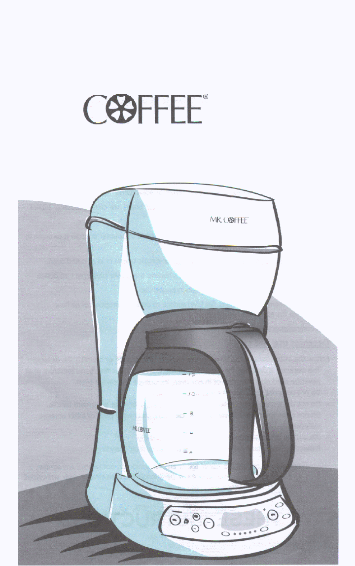 Mr. Coffee Coffeemaker URX33 User Guide ManualsOnline.com