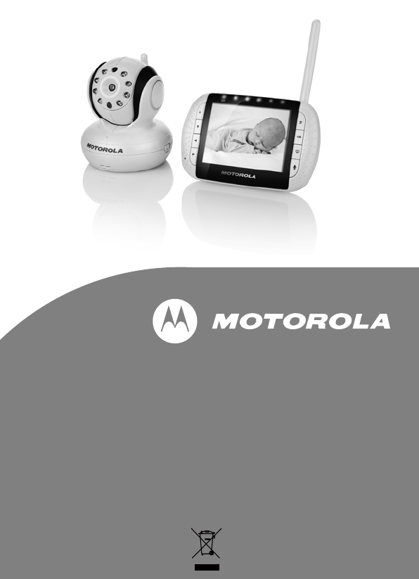 motorola baby monitor mbp36 user guide. Black Bedroom Furniture Sets. Home Design Ideas