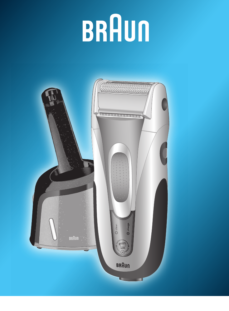 braun electric shaver 5735 user guide manualsonline com rh powertool manualsonline com Generac 17500 Generator Avery 5735