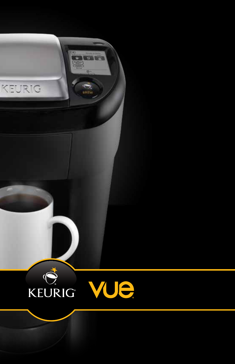 Keurig Coffeemaker V500 User Guide ManualsOnline.com