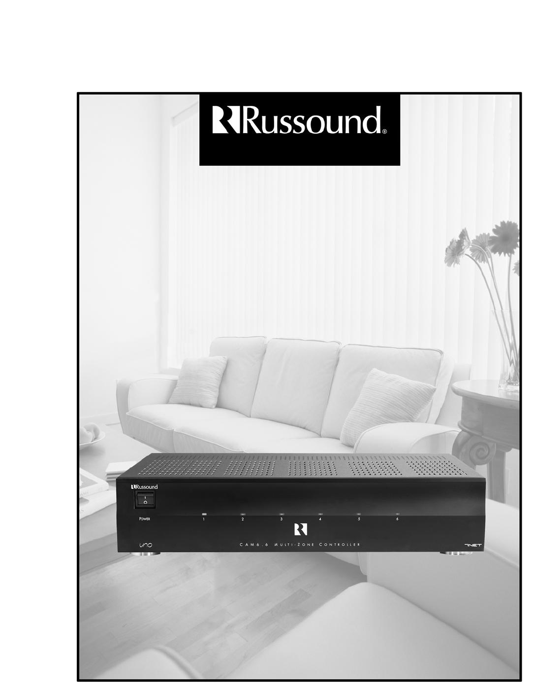 russound stereo receiver cam6 6 user guide manualsonline com rh audio manualsonline com