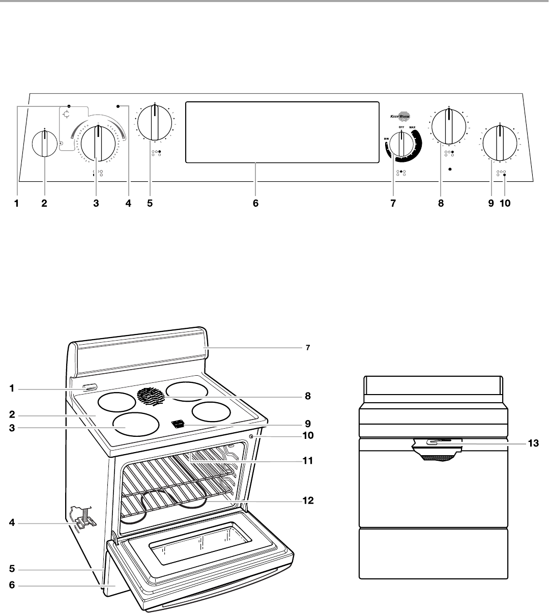 Page 6 Of Whirlpool Range 8522773a User Guide