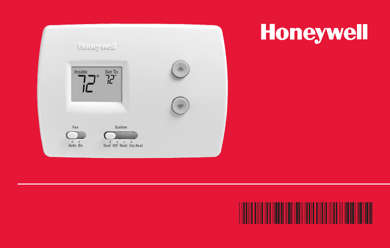 Page 19 of honeywell thermostat th3000 user guide manualsonline fandeluxe Image collections