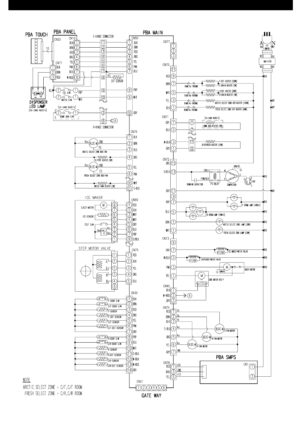 page 74 of samsung refrigerator rm255basb user guide manualsonline