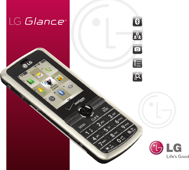 lg electronics cell phone cell phone user guide. Black Bedroom Furniture Sets. Home Design Ideas