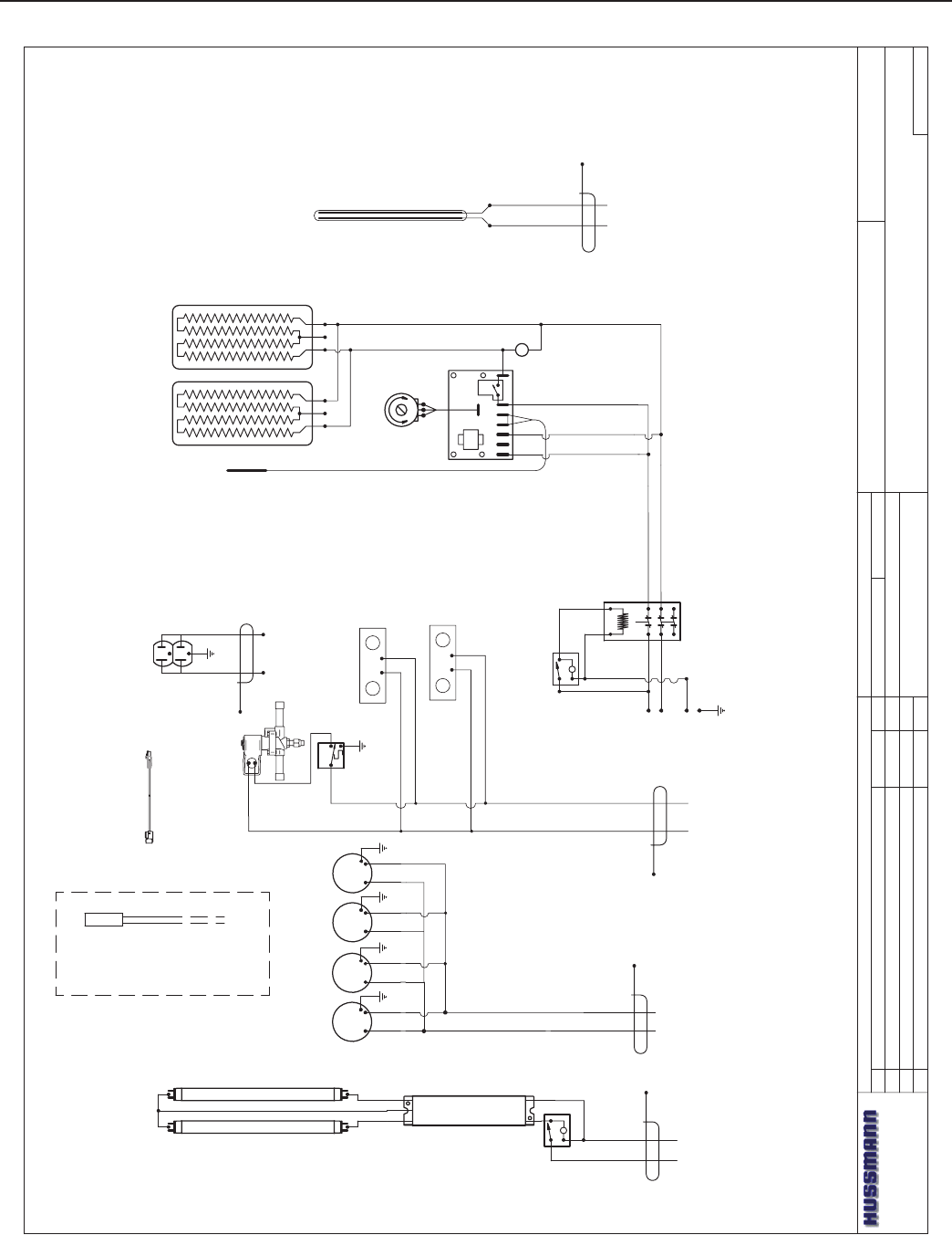 c715db81 ad39 4ed5 ae51 d8cd8e40e0eb bg15 page 21 of hussman refrigerator r3p user guide manualsonline com hussmann wiring diagrams at panicattacktreatment.co
