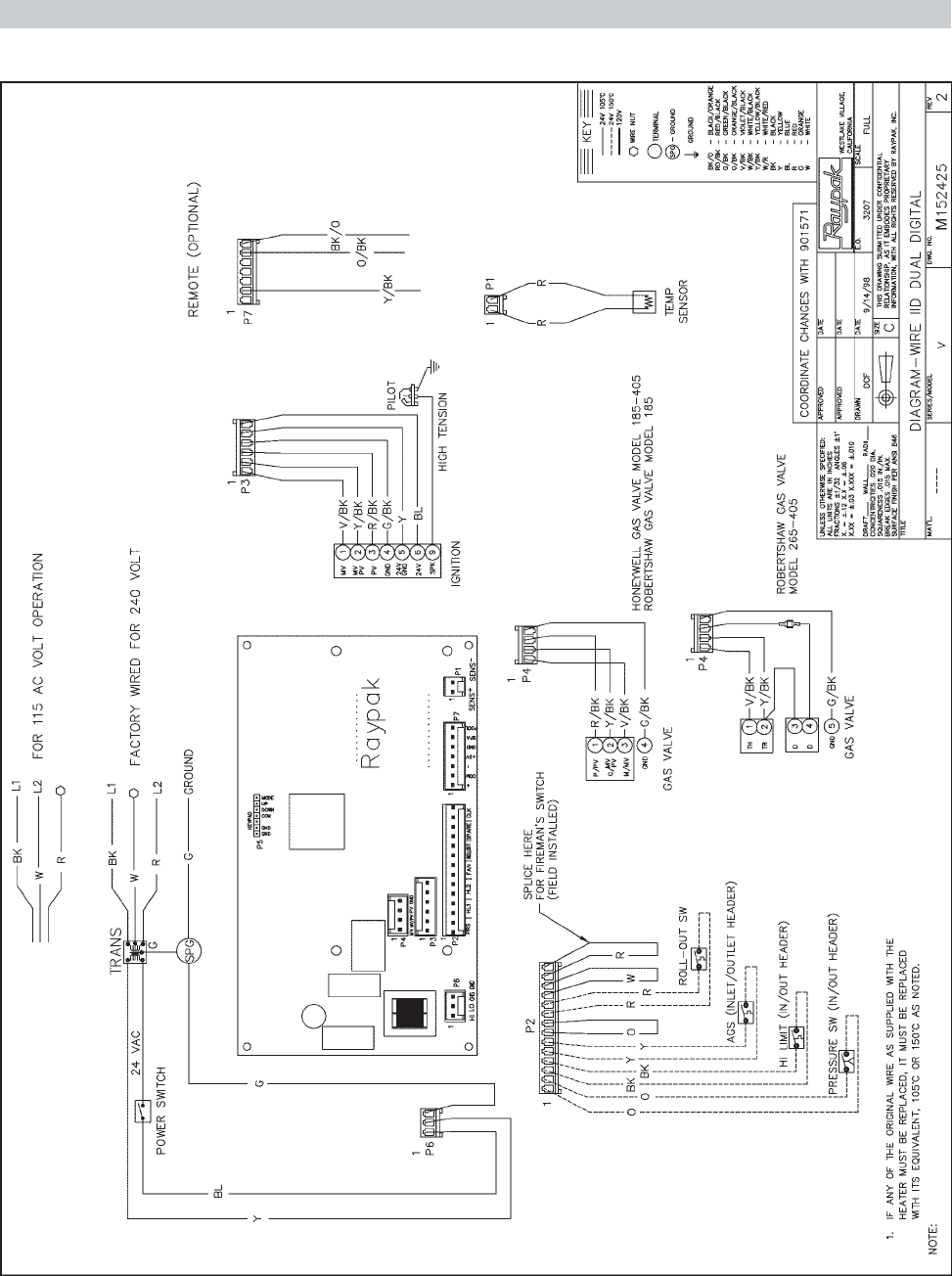 c781a38e 3a6e 4dbc 83db b3c03d45ca16 bg17 page 23 of raypak swimming pool heater rp2100 user guide raypak 2100 wiring diagram at gsmx.co