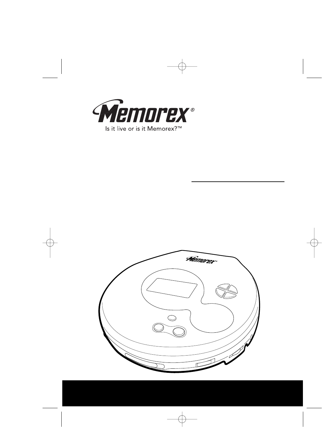Memorex Cd Player Md6456 User Guide Manualsonlinecom Before Operating This Product