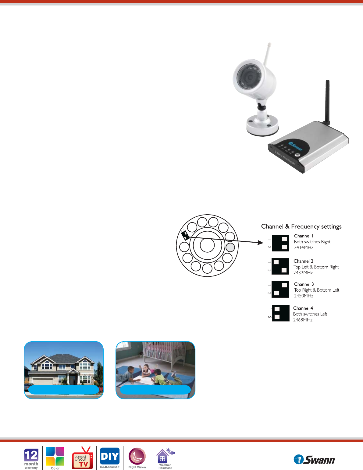 Page 5 of swann home security system sw231 woc user guide night hawk faq s solutioingenieria Images
