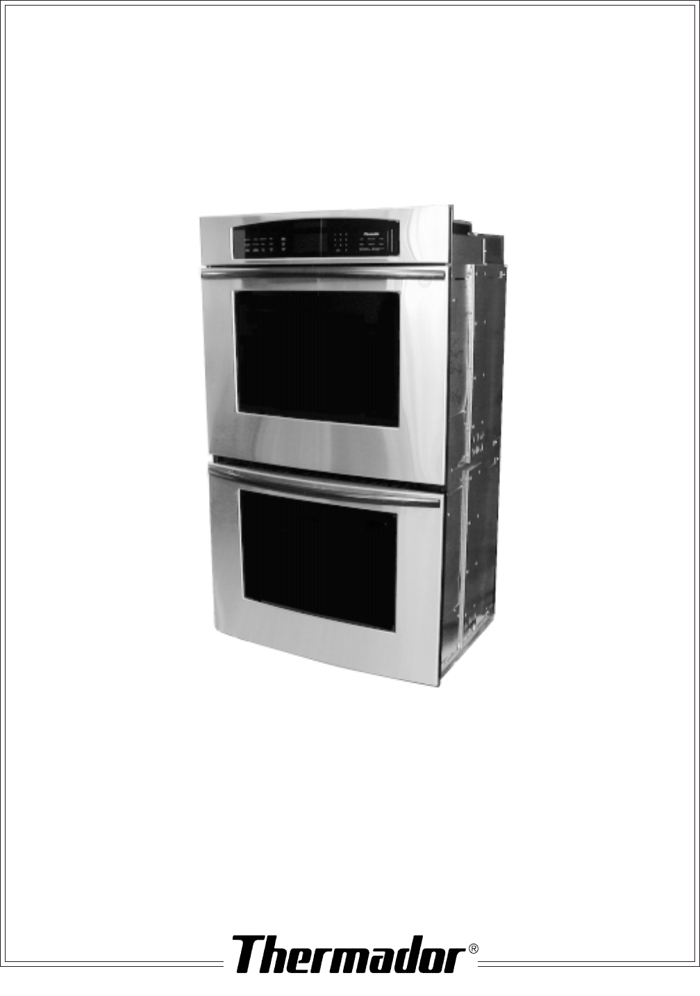 thermador microwave oven cm302 user guide manualsonline com rh kitchen manualsonline com thermador gas range service manual thermador range user manual