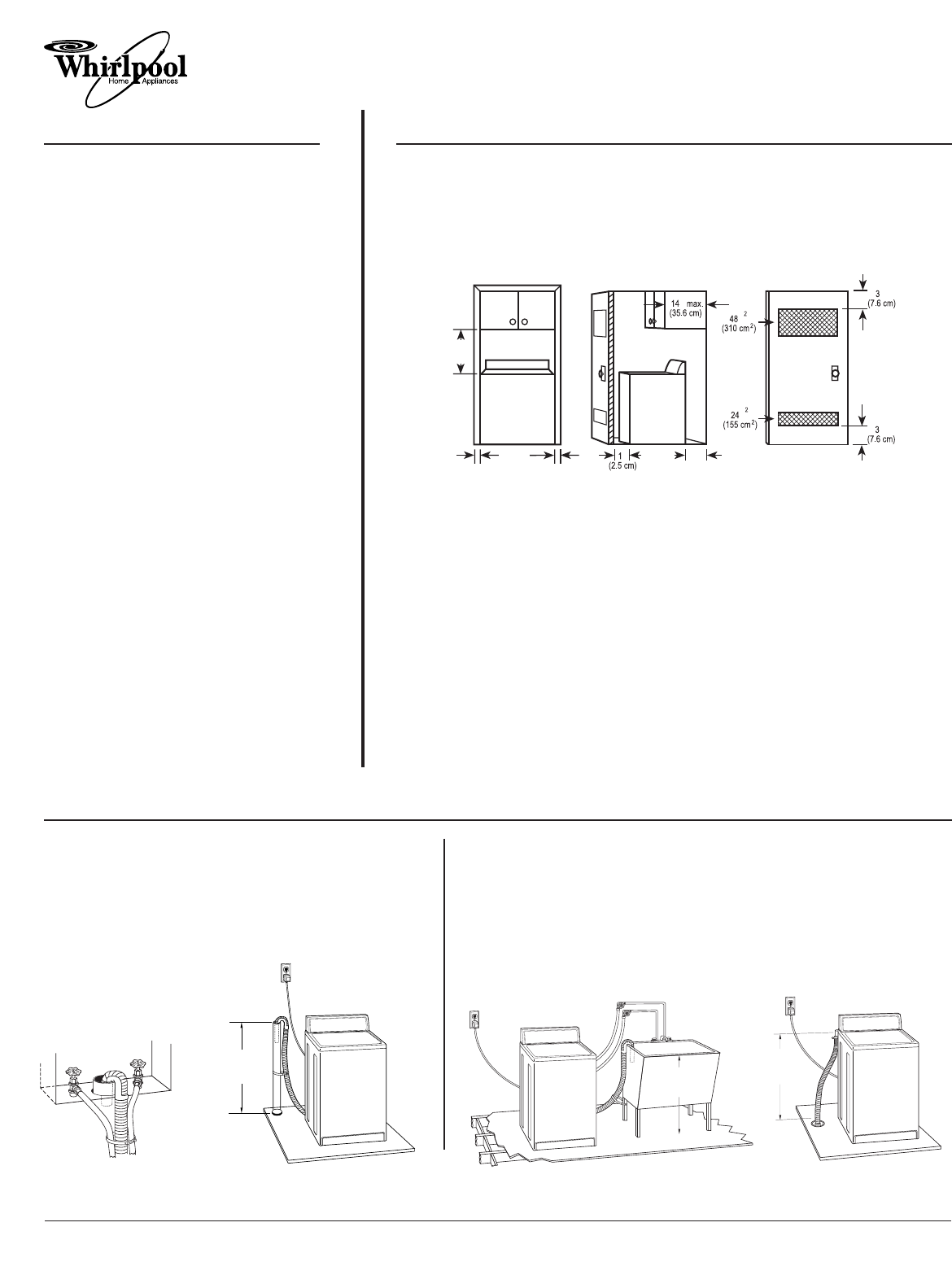 Whirlpool Washer Wtw6600s User Guide Manualsonlinecom Coin Operated Wiring Diagram Manual