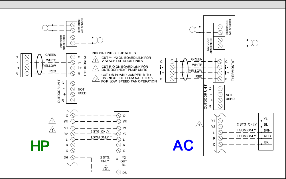 lennox heat wiring diagram