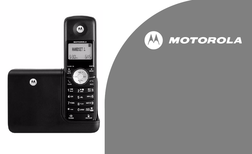 motorola cordless telephone l514bt user guide manualsonline com rh phone manualsonline com Jabra Bluetooth Manual Alcatel One Touch Manual