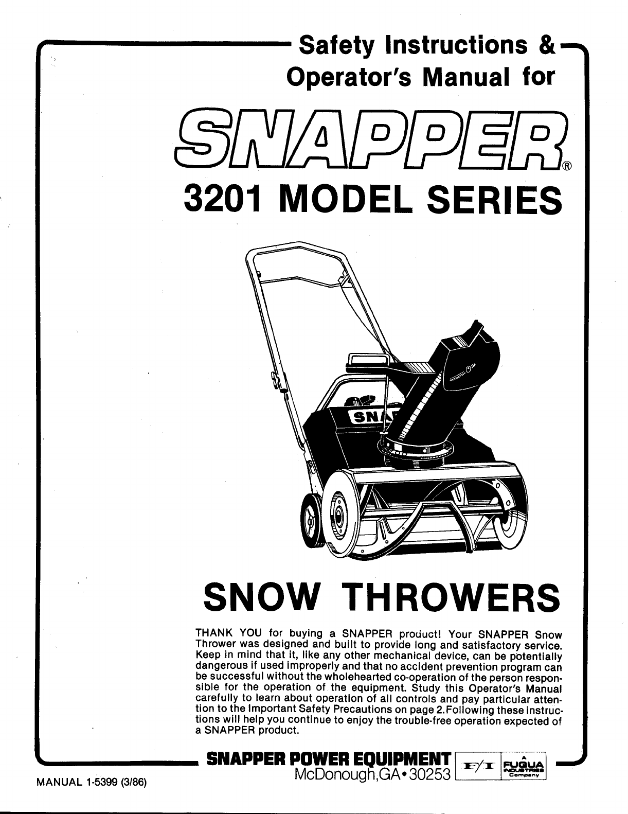 30 Snapper Snowblower Parts Diagram