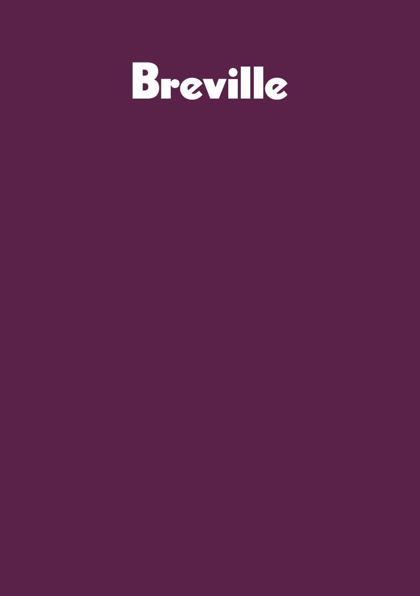 Breville Toaster BTA425 User Guide