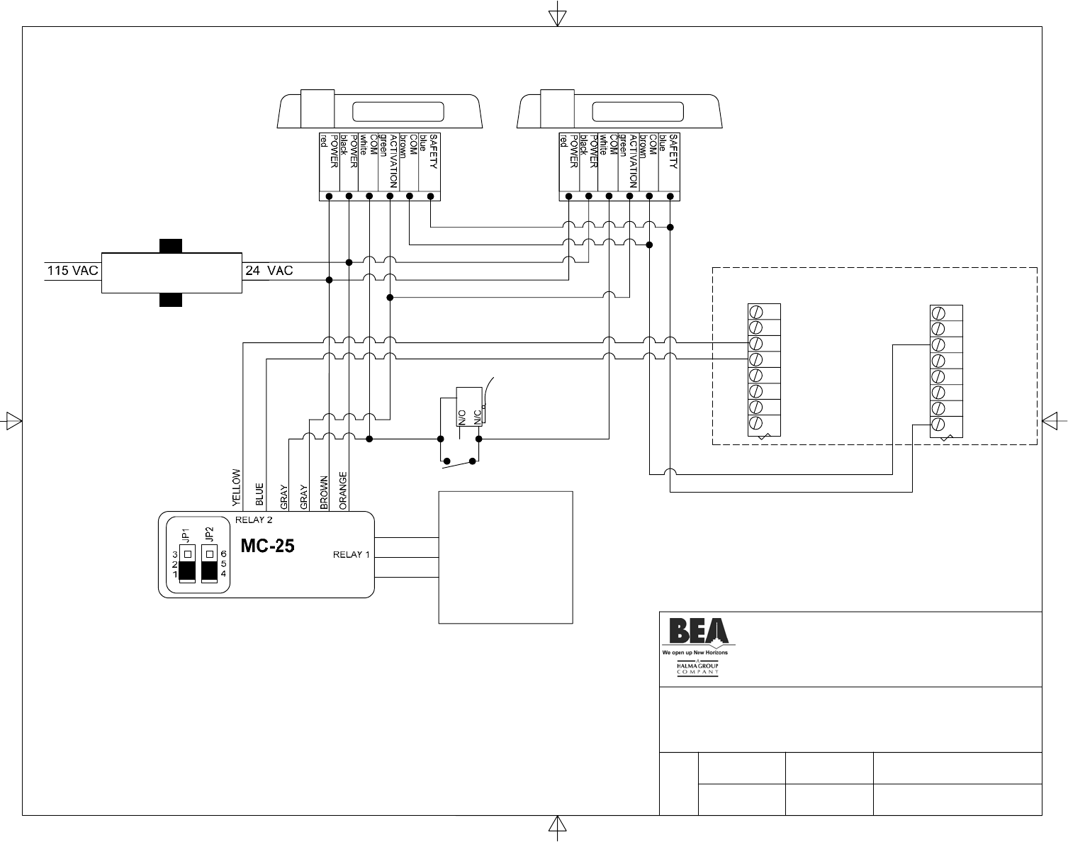 ca647ff3 1322 44d5 afd2 be5728ca6bf1 bg1 bea door dip switch i user guide manualsonline com stanley dura glide wiring diagram at crackthecode.co