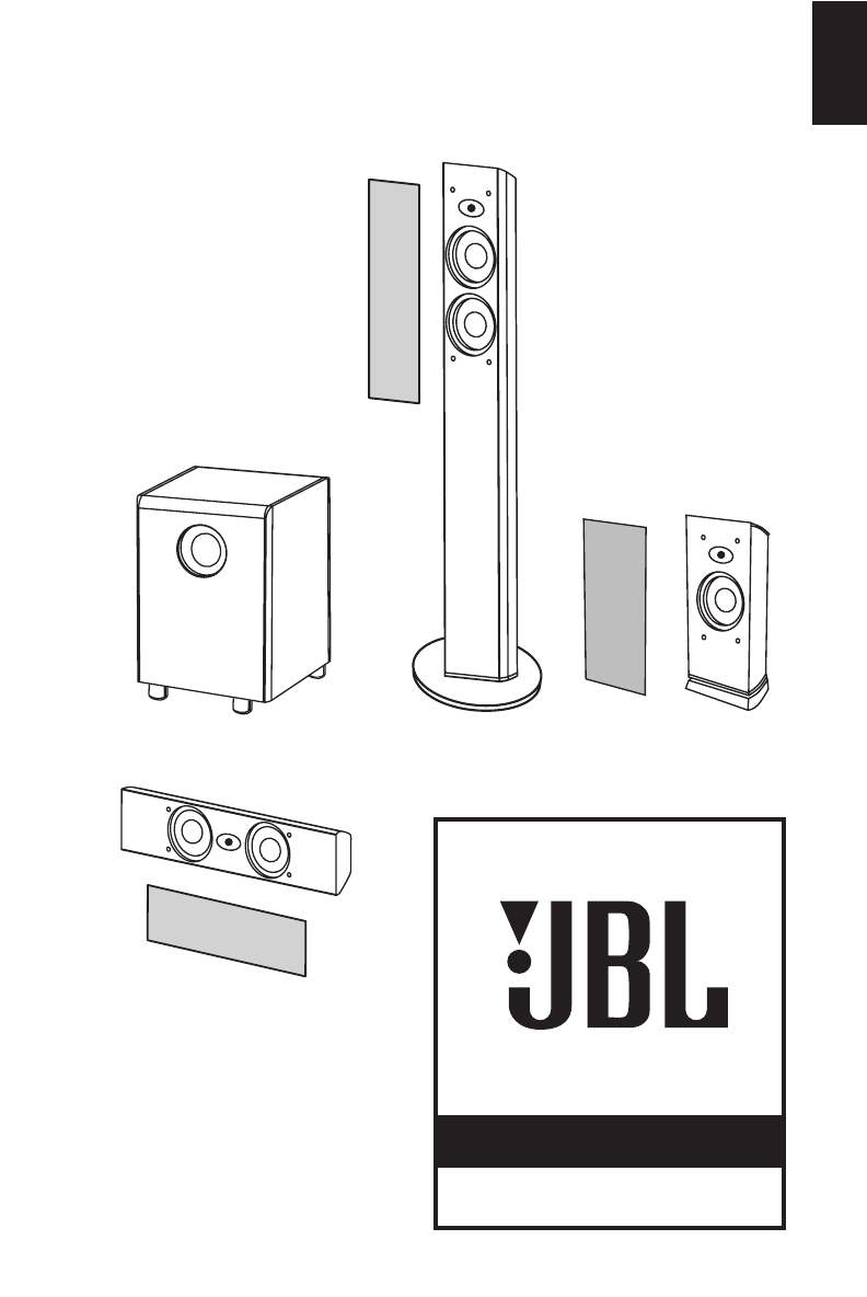 jbl home theater system cs1500 user guide manualsonline com