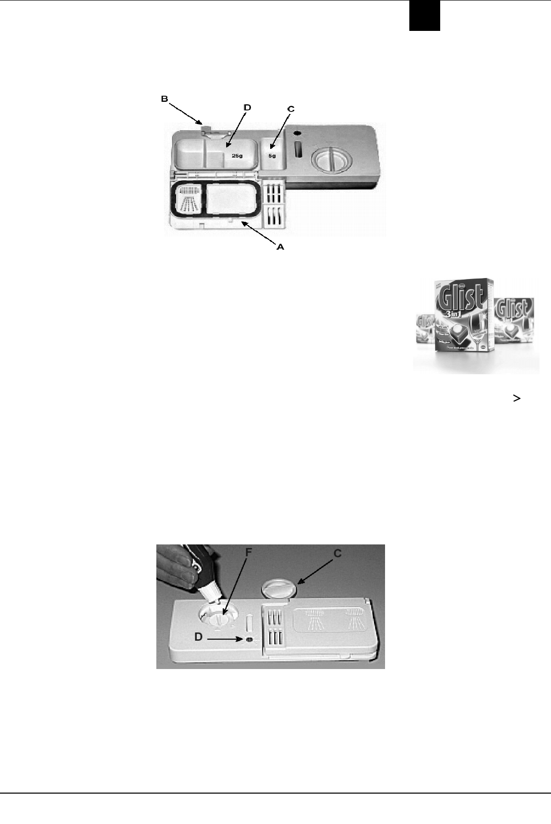 page 11 of hotpoint dishwasher dwf50 user guide manualsonline com rh kitchen manualsonline com