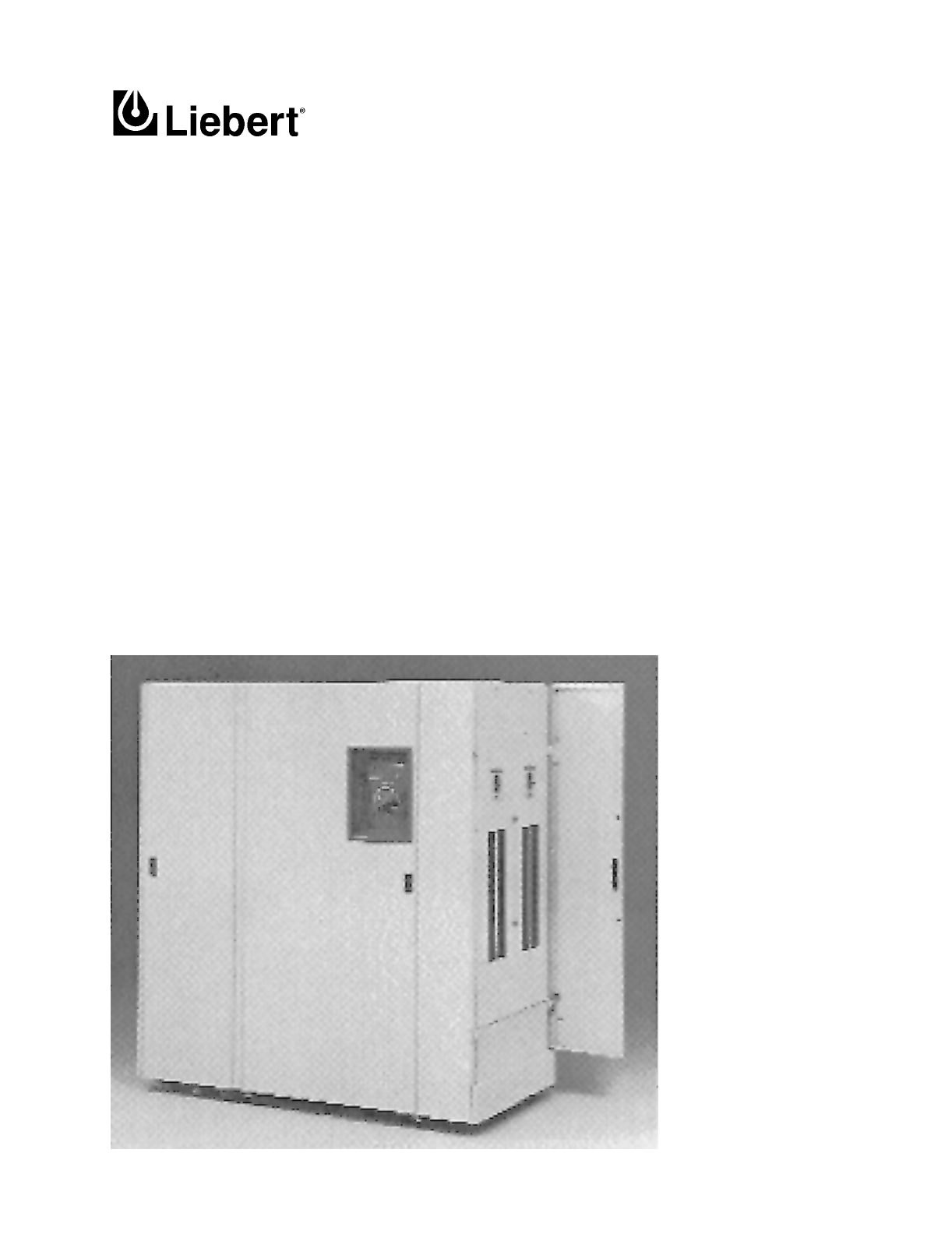 liebert nx 60 kva ups user manual