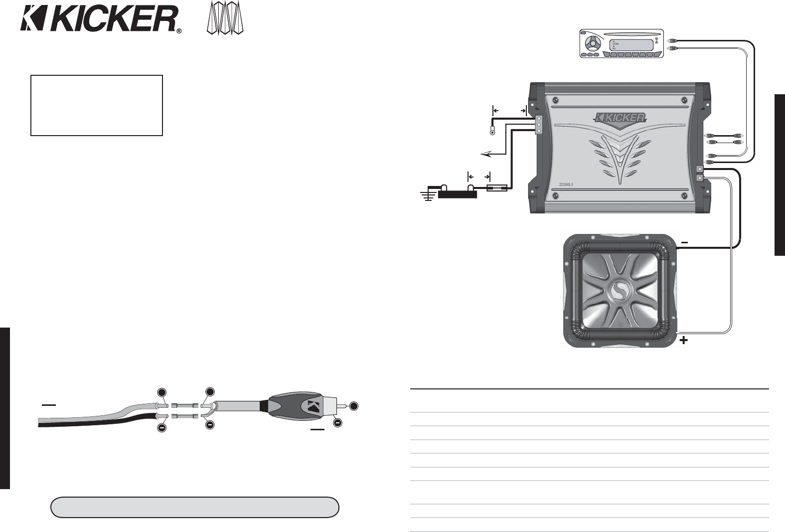 Kicker 750 1   Schematic on kicker l7 wiring diagram